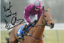 DOMINIC ELSWORTH FIREY KING HAND SIGNED 6X4 PHOTO.