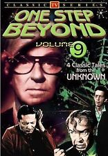ONE STEP BEYOND: VOL. 9 - CLASSIC TV SERIES NEW DVD