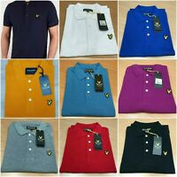 Lyle and Scott Short Sleeve Polo Shirt  for Black Friday Sale !!