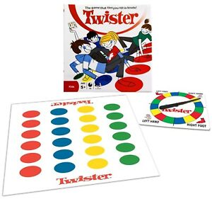 Twister Board Game Kids Adult Educational Toy Family Party Funny Game Gift