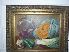 Hal Barton - Oil Painting - Still Life (framed) - 1977