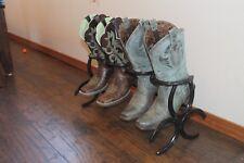 horseshoe boot rack 2 pair