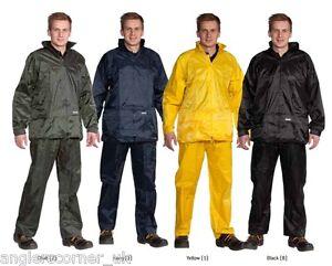 Ocean Leisure Suit / Jacket & Trousers / Windproof & Waterproof  40-54 /Fishing