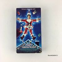 VHS TAPE CHEVY CHASE NATIONAL LAMPOONS CHRISTMAS VACATION 1989 PG-13 97 MINUTES.