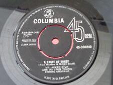 MR.ACKER BILK : A TASTE OF HONEY - EVENING SHADOWS : COLUMBIA : 45-DB4949
