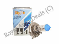 H4 12V Globes 130/100W HQ QTZ P43T Halogen Lamp Bulb (Night Fighter) Brand New