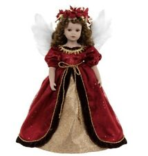 """Angel Red 18"""" By Lesser & Pavey"""