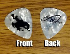 LEDOUX - CHRIS LEDOUX band logo signature guitar pick  -W