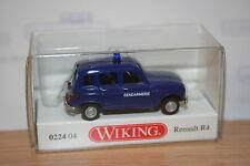 Wiking 022404, Renault R 4, Gendarmerie, neu, OVP