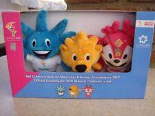 XVI Pan American Games Guadalajara 2011 Plush Stuffed Mascots Bag Panamericanos