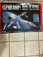 "AMT ""Man in Space"" Rocket collection"