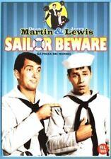 SAILOR BEWARE DVD w/ DEAN MARTIN & JERRY LEWIS - CORRINE CALVET MARION MARSHALL