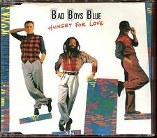 BAD BOYS BLUE - HUNGRY FOR LOVE - CD MAXI [1487]