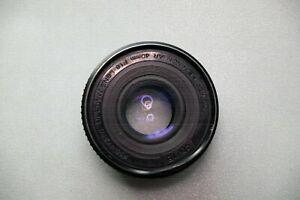 konica  AR  40mm f1.8 lens for  AR Mount