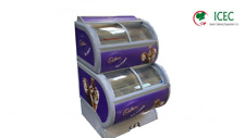 More details for ice cream freezer double tier. small size / we have two.