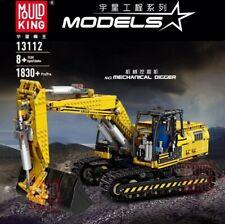 MouldKing 13112 RC Bagger 1.830 Teile NEU in OVP!