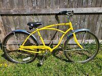 Vintage Schwinn Heavy Duti Boys Cruiser Bicycle