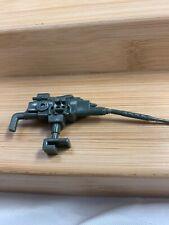 GI Joe Headquarters HQ WEAK Riffle Tip Slotted  Wall Gun Tab 1983 Original Part