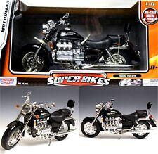 MOTOR MAX Honda Valkyrie Diecast Motorcycle 1:6 Scale 76252BK