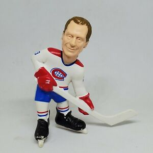 "Vintage Bob Gainey #23 PVC Figure Hockey 3"" Cake Topper 1989 Montreal Canadiens"