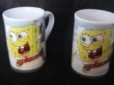 TV Spongebob Squarepants Mugs Set Of 2