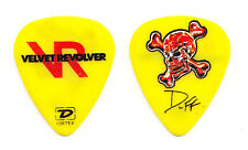 Velvet Revolver Duff McKagan Signature Yellow Guitar Pick #2 - 2007 Tour GNR