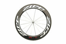 Zipp 808 Firecrest Road Bike Front Wheel 700c Carbon Clincher Rim