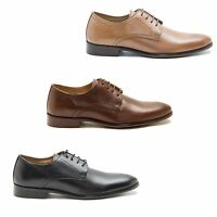 Red Tape SILWOOD Mens Genuine Quality Leather Lace Up Office Smart Derby Shoes