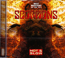 SCORPIONS hot & slow -best masters of the 70´s- CD NEU