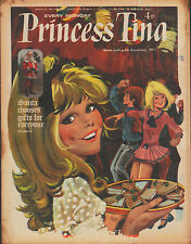 Princess Tina Magazine 4 December 1971    Englebert Humperdinck