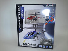 SILVERLIT SKY FALCON  HELICOPTER. ITEM NO. 84701. NEW IN BOX
