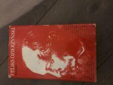 Felix Dzerzhinsky KGB Cheka NKVD STASI Official Biography East German Soviet