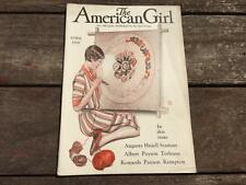 April 1928 The American Girl Scouts Magazine