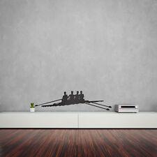 CANOTTAGGIO Team Vinyl Wall Art Decalcomania per Home Decor/interior design/camera da letto/.