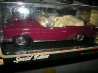 1:18 Maisto Mercedes-Benz 280 SE 1966 rot/red in OVP