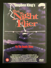 "DVD "" THE NIGHT FLIER "" Stephen King"