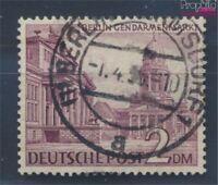 Berlin (West) 58X geprüft gestempelt 1949 Berliner Bauten (7895992