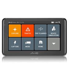Mio Spirit 8670 LM Truck Navigation , Bluetooth,TMC, IQ Routes™...