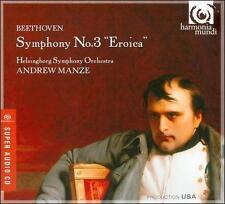 "Beethoven: Symphony No. 3 ""Eroica"" by Ludwig van Beethoven, Helsingborg Symphon"