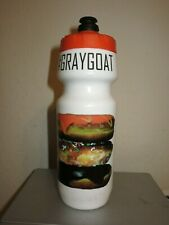 SPECIALIZED Gray Goat Cycling Team Donut Doughnut Sports Water Bottle 241oz