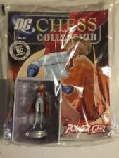 Eaglemoss DC Chess Collection * Power Girl* #45, With Magazine,New!