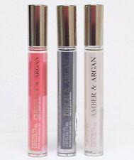 Bath & Body Works AMBER, CHESTNUT, BIRCH & ARGAN Perfume Oil Rollerball SET
