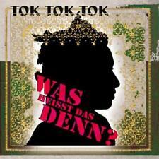 LP Vinyl Tok Tok Tok Was Heisst Das Denn? 2LPs