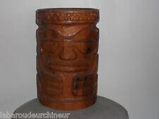 Ancien petit totem Tahiti