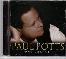 (DM489) Paul Potts, One Chance - 2007 CD