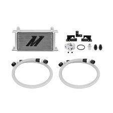 MISHIMOTO Jeep Wrangler JK Oil Cooler Kit 2007–2011 SILVER