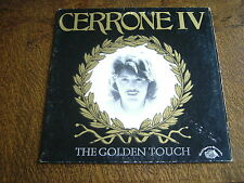 33 tours cerrone IV the golden touch