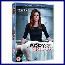 BODY OF PROOF - COMPLETE SERIES SEASON 1  ***BRAND NEW DVD ***