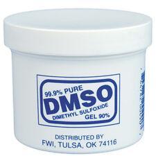 99.9 % PURE DMSO (DIMETHYL SULFOXIDE) Gel 90% .4.25 oz for Horse Equine & Dog