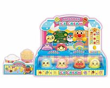 NEW Anpanman Ice Cream Shop Toy from Japan*
